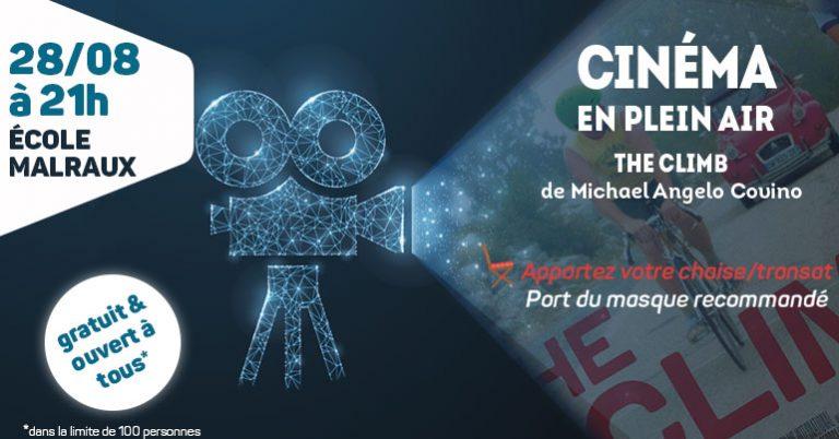 Cinéma en plein air - The Climb