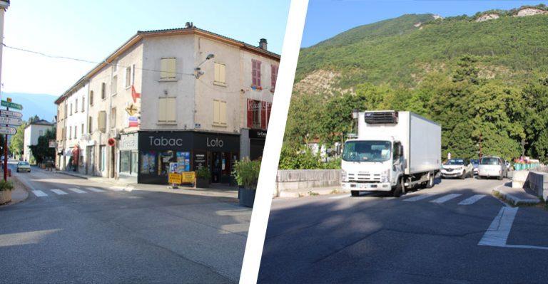 Travaux Centre Bourg