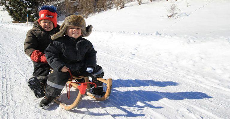 Vacances hiver centre loisirs 3-11 ans