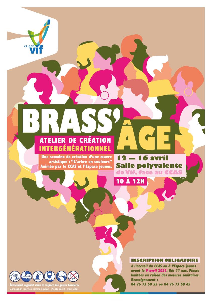 Brass'âge : l'arbre en couleurs