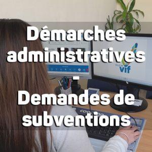 Démarches administratives et subventions