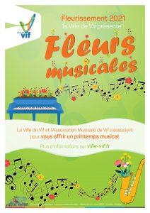 Affiche Fleurs Musicales 2021
