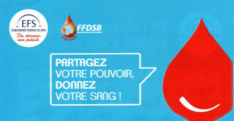 Don de sang - 23/09