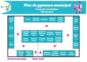 Plan 3 - forum des associations
