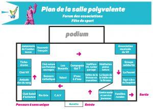 Plan 2 - forum des associations